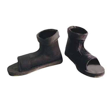 Cosplay Shoes Inspired by Naruto Ninja Black