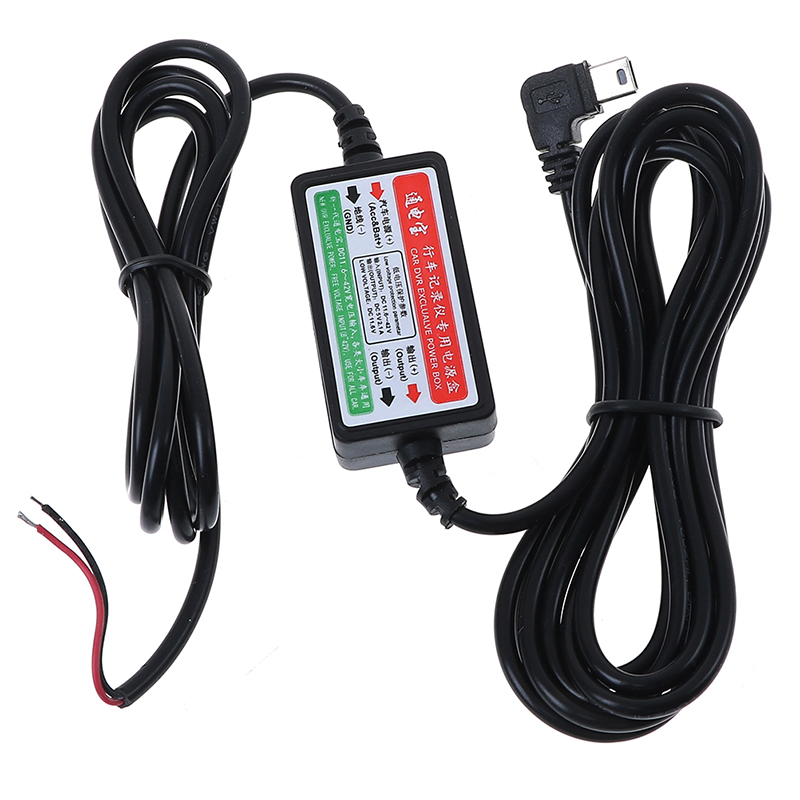 Driving Power-Line Car Recorder Automobile Voltage-Conversion Auto-Tachograph And High-Quality