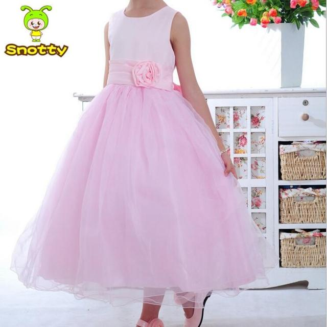 Latest Designs Whole Dance Dress Modern Formal Flower Dresses For 7 Year Olds Baby