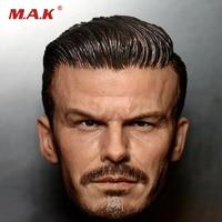 1/6 David Beckham Head Sculpt Young Version