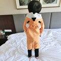 2016 Nova Roupa Do Bebê Meninas Jogo Dos Desenhos Animados Conjuntos de Roupas de Inverno Meninos Criança Crianças Conjuntos de Roupas Infantis Esporte Terno de Natal Das Crianças