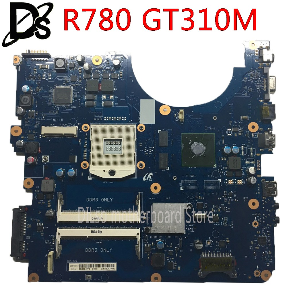 KEFU r780 for Samsung R780 R728 Laptop motherboard BA92-06515A BA92-06515B BREMEN-M GT310M Test ORIGINAL 100% workKEFU r780 for Samsung R780 R728 Laptop motherboard BA92-06515A BA92-06515B BREMEN-M GT310M Test ORIGINAL 100% work
