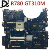 KEFU r780 for Samsung R780 R728 Laptop motherboard BA92 06515A BA92 06515B BREMEN M GT310M Test ORIGINAL 100% work