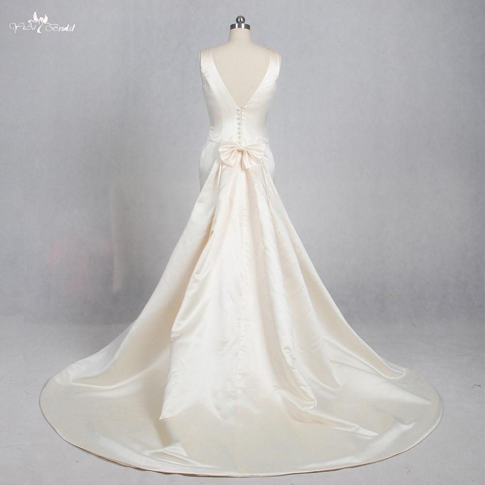 Buy Used Wedding Gowns: Aliexpress.com : Buy LZ153 Alibaba Sleveless Wedding Gowns