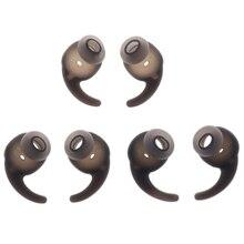 3 пары силиконовых вкладышей для наушников, противоскользящие наушники L/M/S для Huawei AM60, силиконовые наушники
