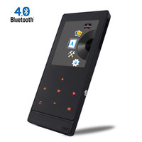 Newest Touch Screen Mp3 Player Bluetooth 4 0 Metal Sports Lossless Hi Fi Music Player With