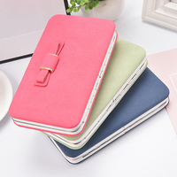Candy Color Girls Leather Wallet Phone Bag Case For IPhone7 6 6s Plus 5s Samsung Galaxy