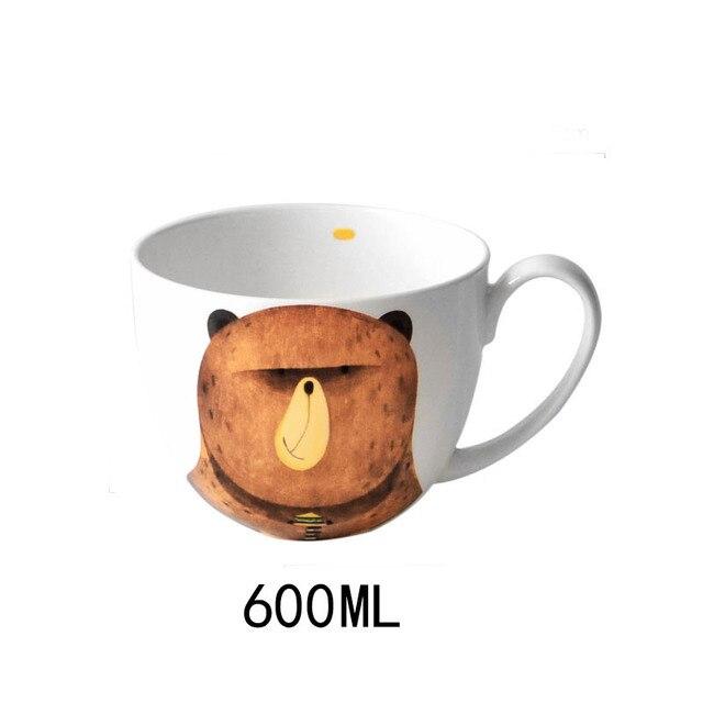 Déjeuner Boisson Café Tasse Pour Céréalier Petit Dec488 20 Ustensile À Oz 13 Lait Os Chine TK3lFc1J