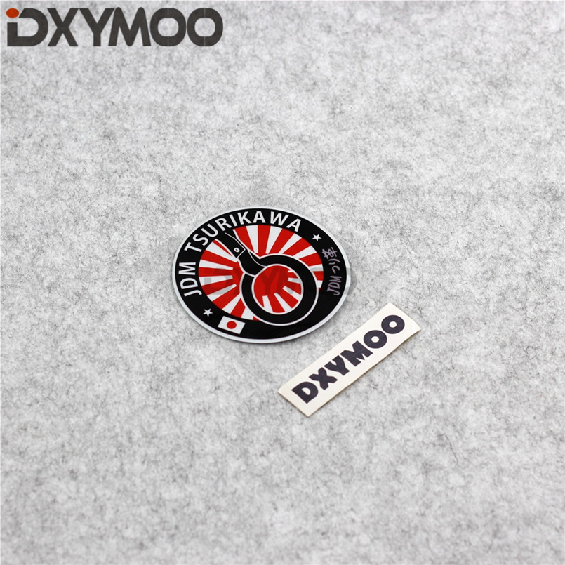 Car Styling Decals JDM Style Japan Sun Wristband Decorate