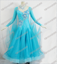 Free shipping New Fashion Ballroom Dance Dress Costume,Ballroom Dress,Dance Dress,Tango Dance Dress,Wholesale B-0048