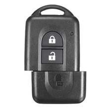 2 Buttons Remote Key FOB Case For NISSAN QASHQAI JUKE DUKE NAVARA MICRA X-TRAIL