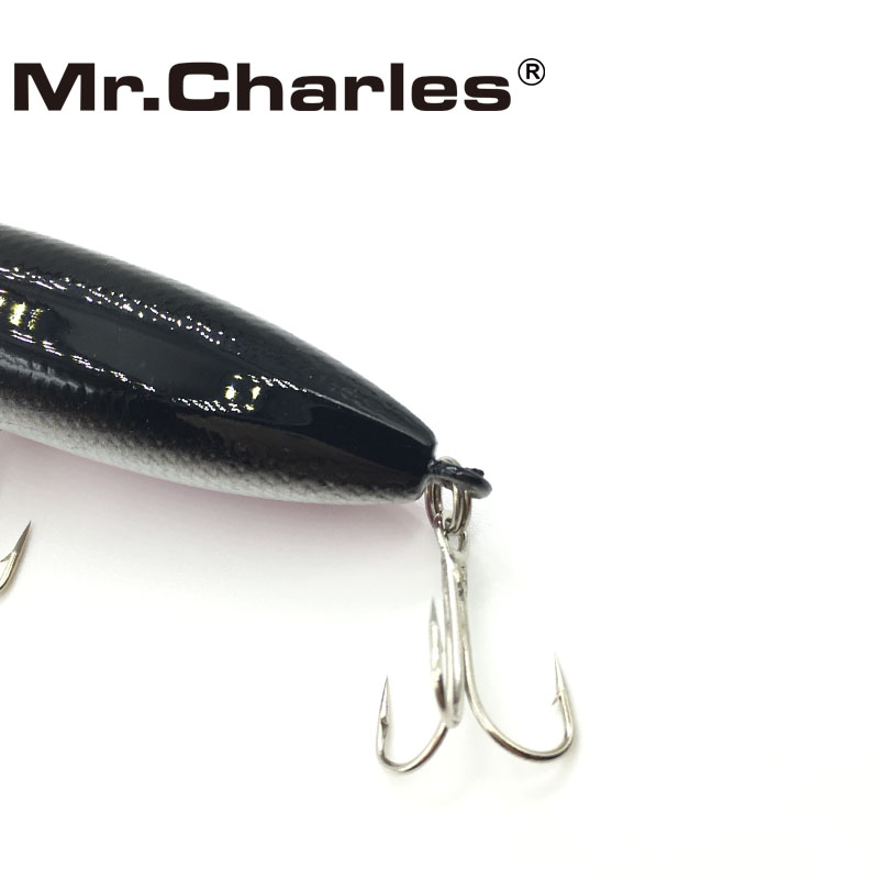 Mr.Charles MR39 1 piezas de señuelos de pesca, 70 mm / 9.3 g calidad - Pescando - foto 6