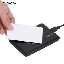 USB 125Khz RFID Reader Writer copy EM4305 T5567 key tag Card Reader Copier Programmer Burner For Access Control Home Safety