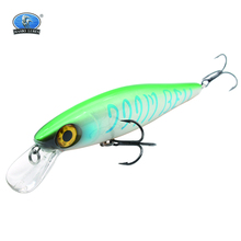 Fake lure with 3D eye artificial bait outdoor sport fishing lure can attract fish attack