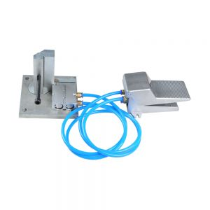 Pneumatic Dual-axis Metal Strip Letter Bending Machine for Making LED Letter Signs 10cm
