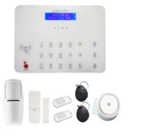 RFID GSM Alarm System Support For ISO Android App Remote Control