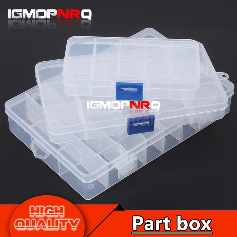 10/15/24 lattice / Part tool storage electronic component transistor box / diode box / led box Hot new
