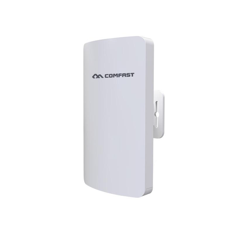 2 Pc COMFAST CF-E120AV3 3 KM 300 Mbps 5.8 Ghz extérieur Mini sans fil AP pont WIFI CPE Point d'accès 11dBi WIFI antenne Nanostation - 6