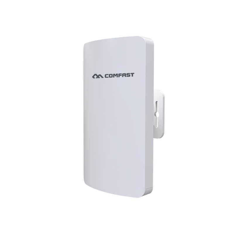 2Pc COMFAST CF-CF-E120AV3 3 キロ 300 150mbps 5.8 2.4ghz の屋外ミニワイヤレス AP ブリッジ無線 LAN CPE アクセスポイント 11dBi WI-FI アンテナ Nanostation