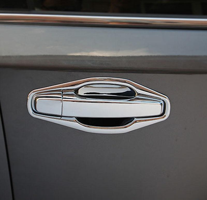 8PCS / 16PCS ABS za MG GS 2015-2016 naljepnica ukrasne kutije na ručici vrata