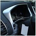 Для Toyota Land Cruiser Prado FJ150 2018 центральная консоль Тахометр крышка топливного бака приборной панели планки внутренний ABS автомобильные аксессуар...