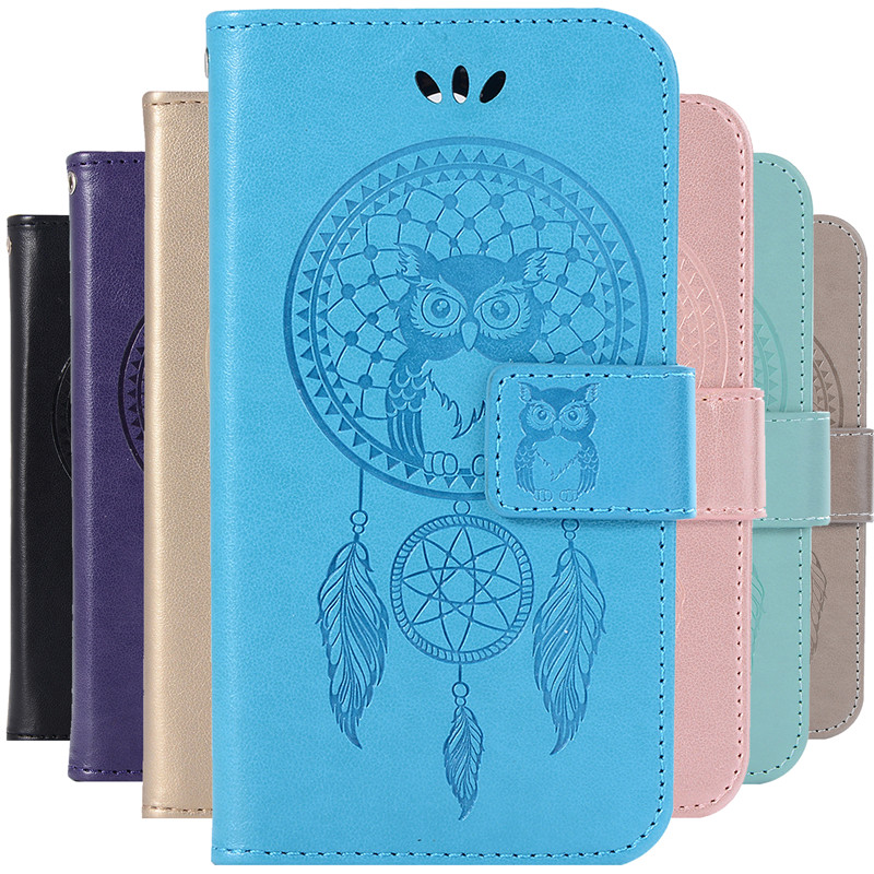 Luxury Leather Cases For Xiaomi Redmi 4A 4 4X 5A 5 5plus S2 6 6Pro MI