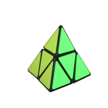 Pyramid Magic Cube Puzzle Educational Game For Children Cubo Magico Toys Learning Gift Classic For Kids Piramide 50J0181