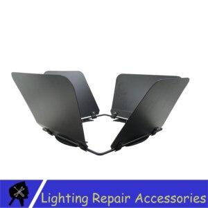 Image 2 - 納屋ドアアルミ舞台照明納屋のドアのための 100 ワット 200 ワット COB LED パーライト