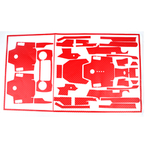 Carbon Fiber Sticker for DJI Mavic Pro