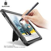 SUPCASE Samsung Galaxy Tab Için S3 9.7 Kılıf UB Pro Tam vücut Sağlam Hibrid Koruyucu Savunma Kılıfı Dahili ekran Koruyucu