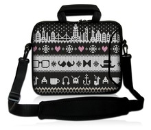 """13″13.three""""15″15.6″17″17.three""""Common Laptop computer PC Carry Bag Sleeve Case w/Shoulder Strap, Pocket"""