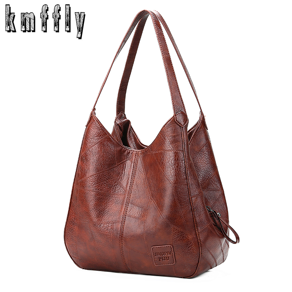 Vintage Womens Hand Bags Designers Luxury Handbags Women Shoulder Bags Female Top-handle Bags Sac A Main Fashion Brand Handbags(China)