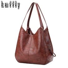 9763654cdaf Vintage Womens Hand bags Designers Luxury Handbags Women Shoulder Bags  Female Top-handle Bags Sac. 2 Colors Available