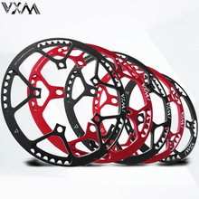 VXM Bicycle Single speed 130BCD Folding bike Crankset BMX Chainwheel 45T/47T/53T/56T/58T Chainring for 170mm Crank Bicycle Parts