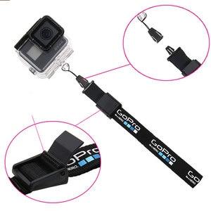 Image 1 - Lanière de poignet sangle de main remise ceinture corde sûre caméra anti perte lanière pour GoPro Hero 6 5 4 3 + SJCAM SJ4000 SJ5000 SJ6 SJ7 YI
