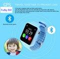 GPS smart watch дети смотрят V7k с камерой/facebook SOS Вызова Расположение DevicerTracker для Kid Safe Anti-Потерянный Монитор PK Q90 Q80