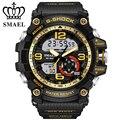 Fashion Military Sport Super Cool Men's Quartz Digital Watch Men S Shock Sports Watches Luxury Brand LED Waterproof G Wristwatch