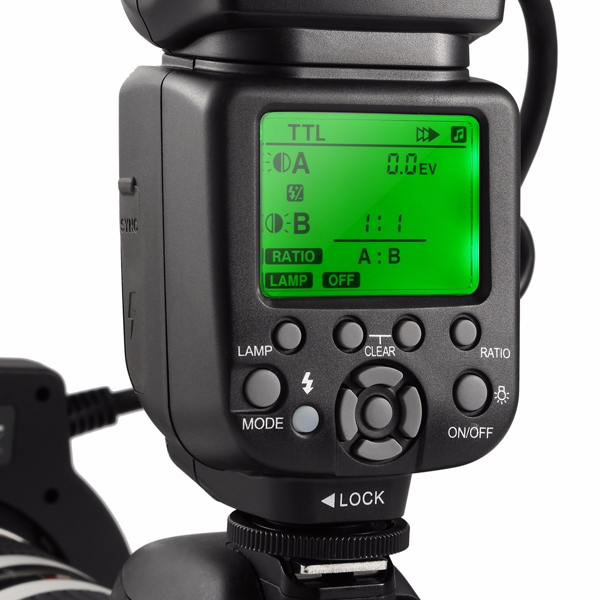Nieuwste K & F CONCEPT KF-150 Flash Speedlite Master Slave TTL - Camera en foto - Foto 5