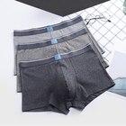 Underwear Men Boxer Noble Homme business Men's Boxershorts Cotton Underpants Male Panties Cueca Sexy Men Brand Hombre Underware