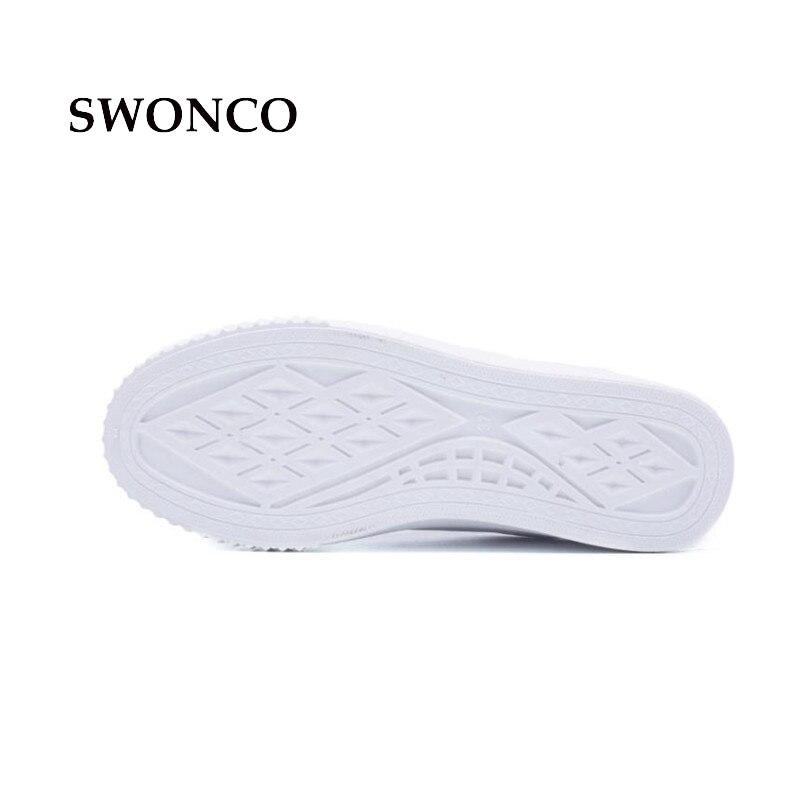 953331980 SWONCO Sapatos Sapato Branco 2018 Primavera Calçados Casuais Das Sapatilhas  das Mulheres Sapatas Das Mulheres Das Sapatilhas Da Moda Lantejoulas Calçado  ...