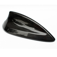 F20 Carbon Fiber Car Styling Roof Antenna Shark Antenna Cover Trim For BMW 1 Series F20 F21 2012~2016