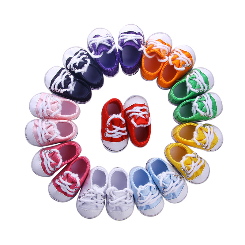 New style high quality popular 10 colorful shoes Wear fit Sharon doll& wellie wishers doll, best gift for children