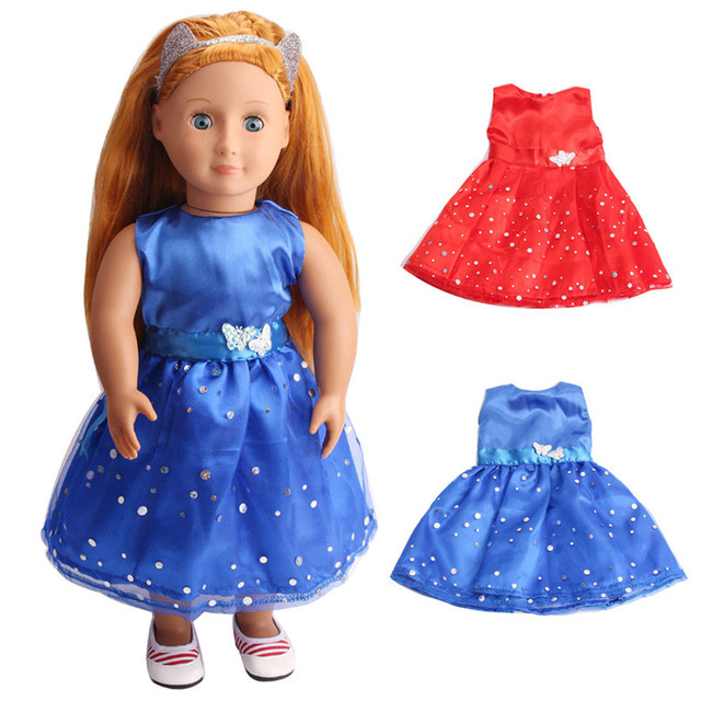 Clothes For Dolls Diy Doll Clothes 18 Inch Doll Dress Baby Kids
