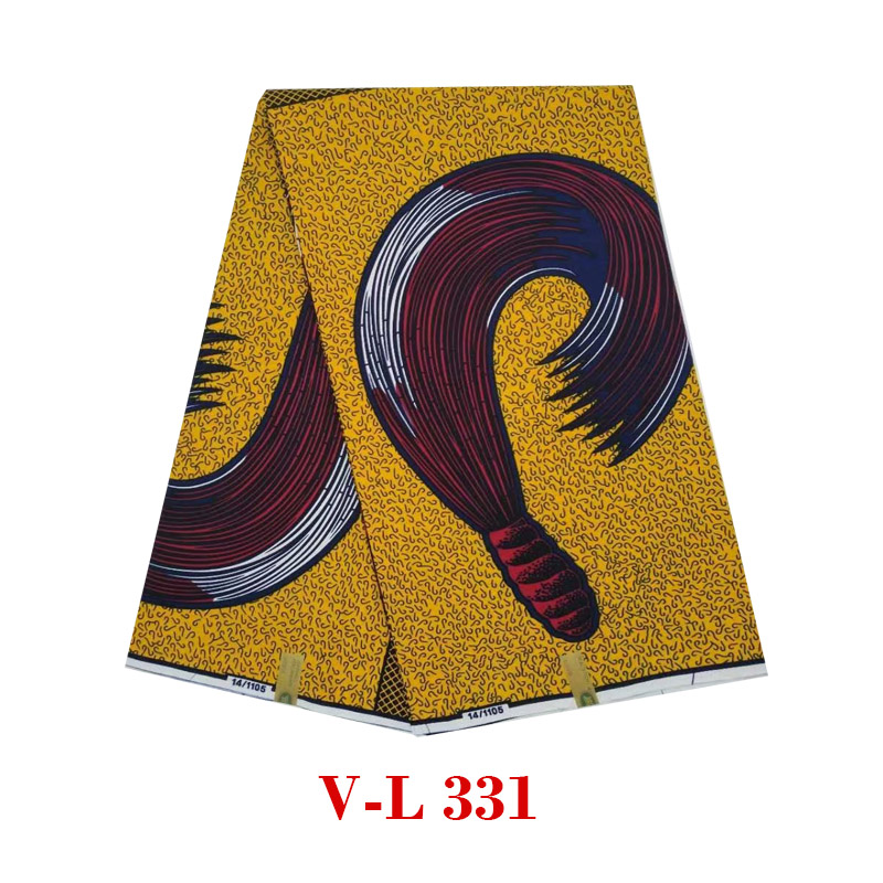 2019 wax african veritable high quality wax dutch block guaranteed lastest design soft breathable V L 331|Fabric Decorating| |  - title=
