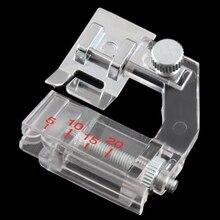 New Home Adjustable Bias Binder Presser Foot Feet for Sewing Machines Hot