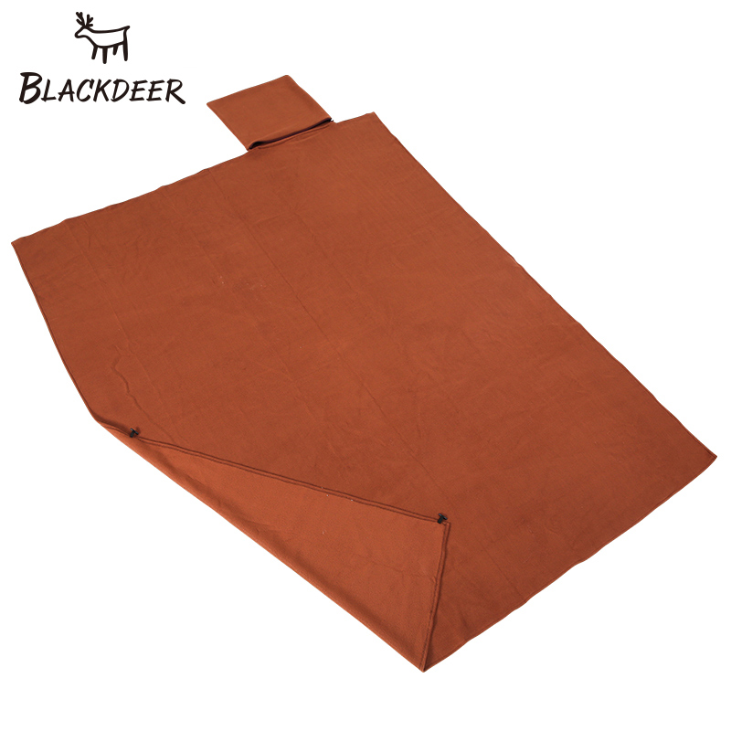 Blackdeer Sleeping Bag Liner Fleece Ultralight Portable Outdoor Camping Hiking Travel winter Sleeping Blanket