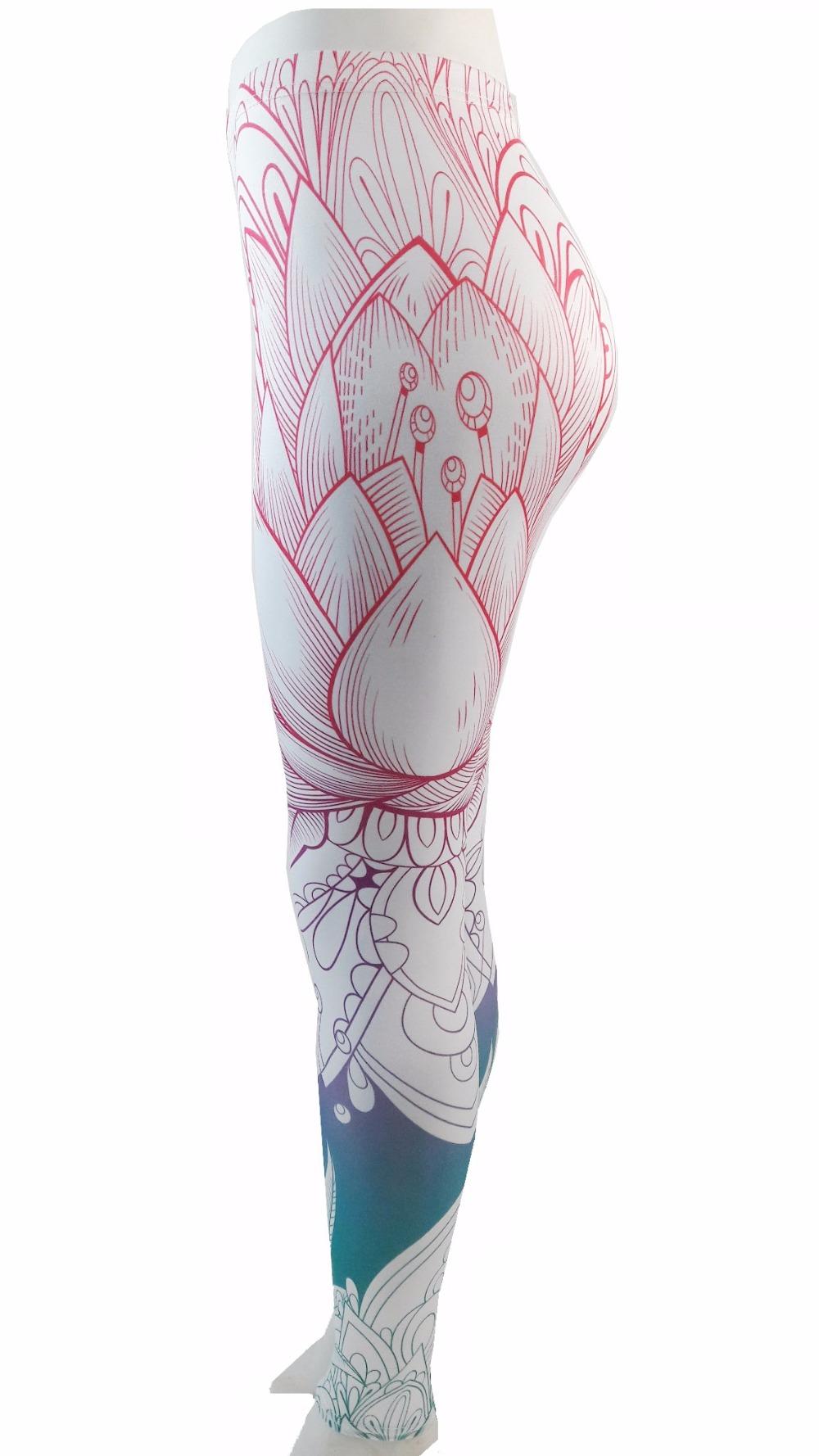 Lotus Mandala legging (2)