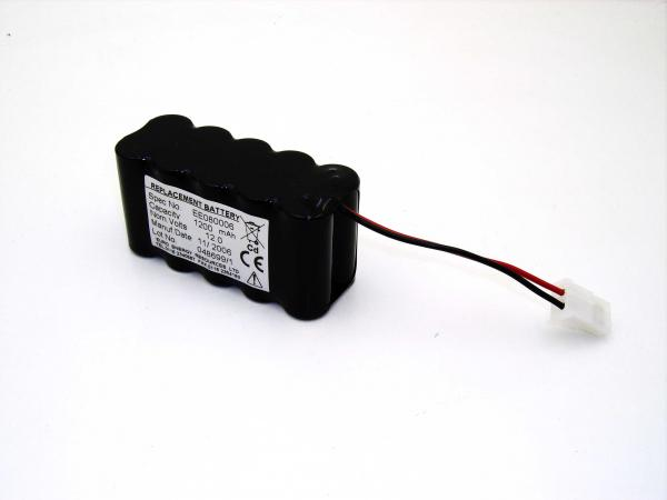 2000mAH New Electrocardiogram machine battery for NIHON KOHDEN MINI TEC 4150K2000mAH New Electrocardiogram machine battery for NIHON KOHDEN MINI TEC 4150K