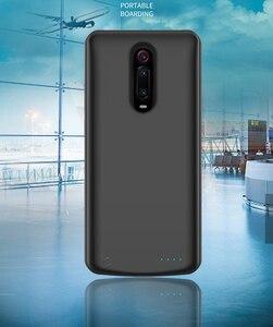 Image 4 - 5000 mAh chargeur de batterie pour Xiaomi Redmi K20 Pro Portable voyage charge batterie externe housse de téléphone ForRedmi K20 Pro Capa