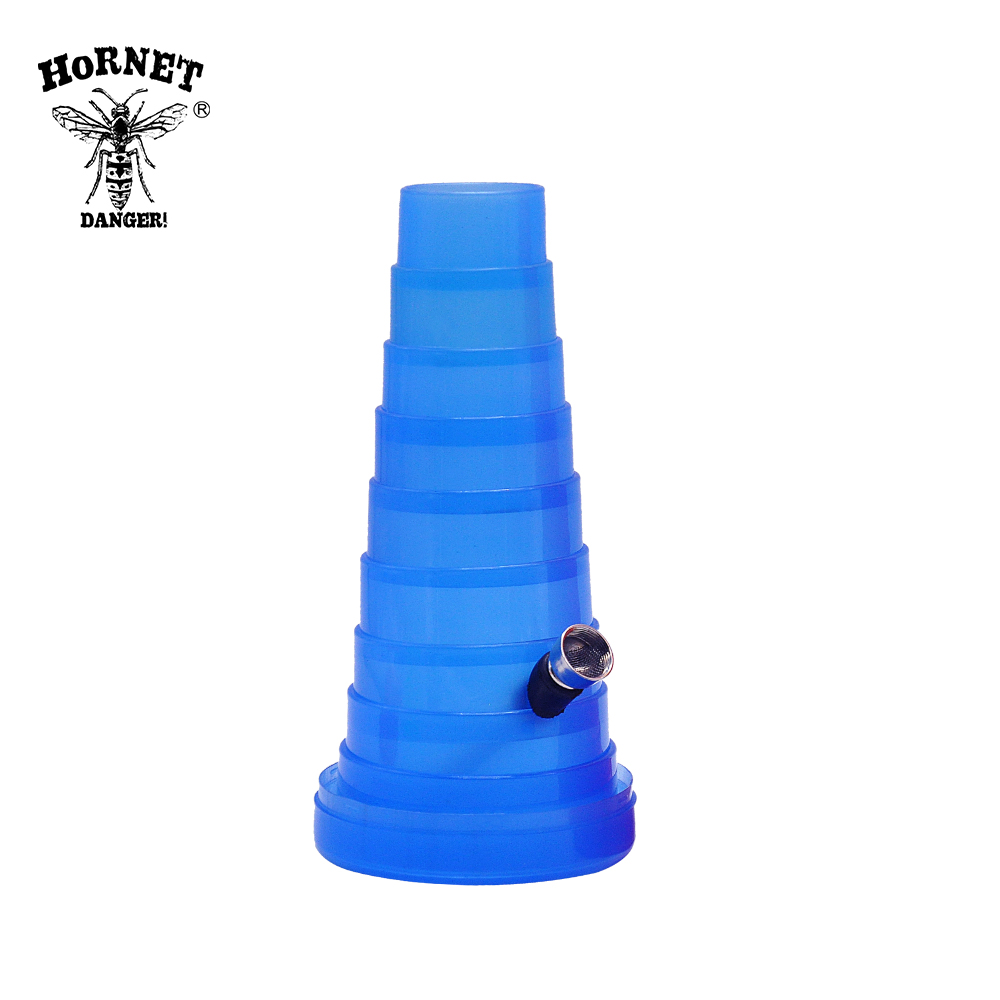 Plastic Stretch Tower Shape Water Smokings